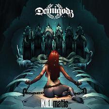 DEMIGODZ Killmatic 2LP VINYL APATHY CELPH TITLED DJ PREMIER AOTP FORT MINOR SOB