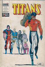 BD--TITANS N° 156--STAN LEE--SEMIC / JANVIER 1992