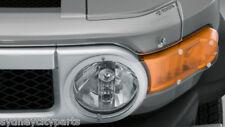 TOYOTA FJ CRUISER BONNET PROTECTOR GSJ15 FROM MARCH 2011> NEW GENUINE ACCESSORY