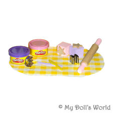 Play Dough Set - Accessories Fit American Girl Newberry - Toy For 18 Inch Dolls