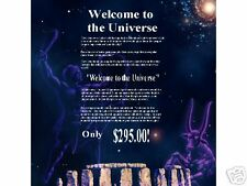 WELCOME To The UNIVERSE PLANETARIUM SHOW(Video version)