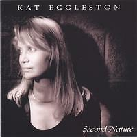KAT Eggleston Second Nature CD 1994 NUOVO