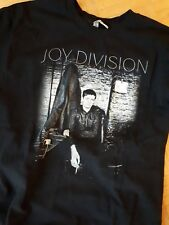 Joy Division Ian Curtis  t-shirt New Order punk 80's factory records substance