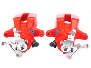 VW GOLF MK4 ANNIVERSARY SEAT CUPRA R 1999-2005 REAR BRAKE CALIPERS+ SLIDER PINS