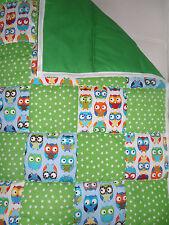 Handmade Cotton Blend Cot Nursery Bedding