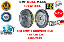For E88 BMW 1 Descapotable 118 120 2.0 2008-2013 Nuevo Doble Masa Dmf Volante
