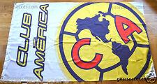 Club America Flag Banner 3x5 ft Aguilas Logo Mexico Futbol Soccer Bandera