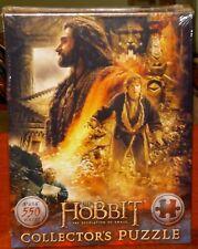 Hobbit The Desolation of Smaug Jigsaw Puzzle 550 pcs 18x24 Bilbo Baggins SEALED