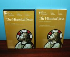 The Historical Jesus Bart Ehhrman (2000, Hardcover / DVD) 4 DVDs