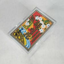 Nintendo Japanese Hanafuda Cards: Miyako no Hana (Black) NEW