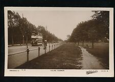 Middlesex EALING Common Tram #330 used c1910s?  RP PPC by Wakefields fault