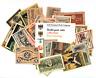 1917 -22  Germany Weimar Republic Set 5 pcs  Notgeld Banknotes (random design)