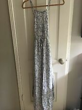 Billabong Sounds of the Sea Maxi Dress Size Small