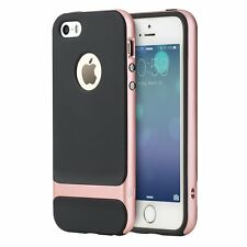 iPhone SE Case ROCK® Royce Dual Layer Slim Protective Case for iPhone SE/5S