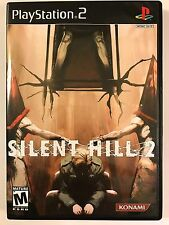 Silent Hill 2 - Playstation 2 - Replacement Case - No Game