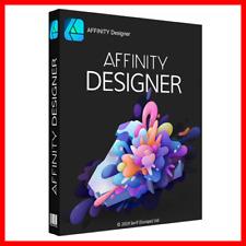 Affinity Designer 1.8 ✔️ Lifetime key 🔑 FAST DELIVERY 📬 Windows - Mac ✔️