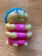 Snugbug 1986 Playskool Glow Worm Glo Friends Figure Very Rare Snug Bug