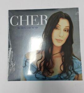 Cher Believe Vinyl Record LP New Sealed