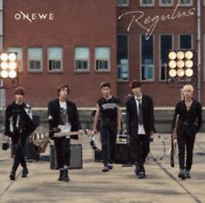 k-pop ONEWE Regulus CD single KPOP Japan release