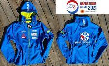 Softshelljacke Oberstdorf Ski WM 2021 Team Siemik Ski Austria L Neu ÖSV DSV