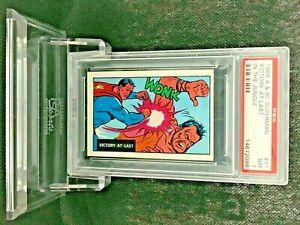 1968 A&BC  Superman in the Jungle VICTORY AT LAST #61 NEAR MINT 7 - garno PSA