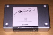 new vintage Sony Super Metal Master 90 min JAPAN TOTL Metal Tape Cassette deck