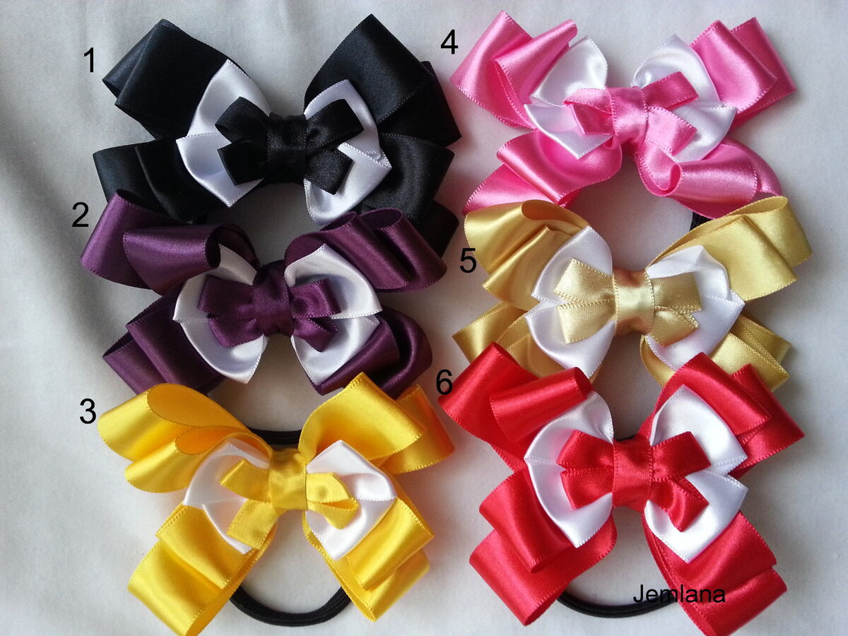 Jemlana's lovely bows