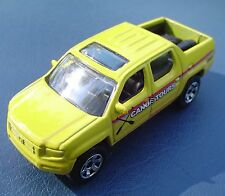 Honda Ridgeline Canoe Tours. YELLOW. Outdoor Sights. Loose, Fresh out of box.