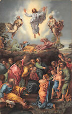 R115066 The Transfiguration. Raphael. Misch and Co