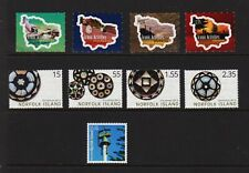 Norfolk Island - 3 sets from 2012-13, MNH, cat. $ 31.75