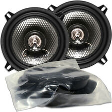 FLI FU5-F1A 2 Wege 13cm Koax Lautsprecher Paar für Opel Corsa B S93 / C X01