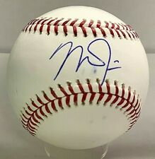 Mike Trout Signed Official MLB Baseball Angels Beckett BAS Auto F96327