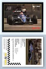 Ligier JS35 #62 Formula 1 Pro Trac's 1991 Premier Racing Card
