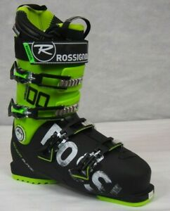 Rossignol Men's Allspeed 100 Ski Boots - Black / Green