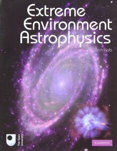 Extreme Environment Astrophysics, Kolb, Ulrich, Very Good condition, Book