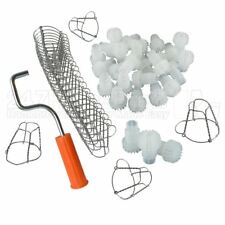 Champagne Bottle Corking Set includes 25 plastic corks wires and fixing tool.