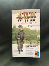 Dragon Models Ltd. action figure, WWll Totenkopf Division NCO