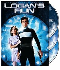 Logan's Run: The Complete Series [DVD Set, Warner Bros., Gregory Harrison] NEW