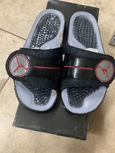 NIKE JORDAN HYDRO IV LS MENS 326965 061 Slides 8 Brand new