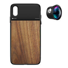18mm-Mobile&Smart Phone Wide Angle Hd Camera Lens Only For iPhone Xs With Case