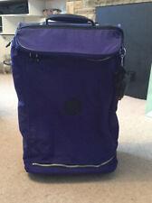 Kipling, Purple, Cabin Size, Small Suitcase