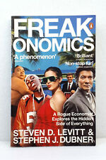 Freakonomics: A Rogue Economist Explores the Hidden Side of Everything used PB