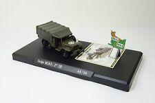 Solido (France) Dodge WC63Truck US Military Vehicle Diecast Car Model MIB