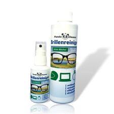 (46,33 €/L) Brillenreiniger PANDACLEANER® 50ml Pumpspray+250ml Nachfüllflasche