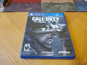 PS4 Call of Duty: Ghosts For Sony PlayStation 4