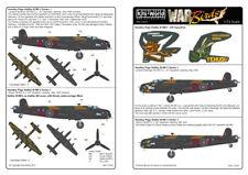 Kits World 172039 - 1:72 Handley Page Halifax B MKV Decalset - Neu