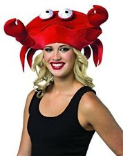 Crab Hat Rasta Imposta Costume Halloween Hat