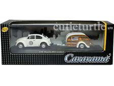 Mini Van Light Blu Cararama 1:72 C017100-22