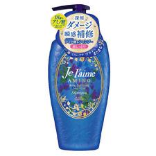 [KOSE JE L'AIME] Amino Amazing Sleek DEEP MOIST Damage Repair Shampoo 500g NEW