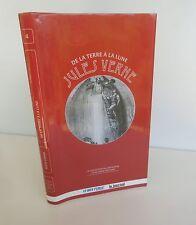 De la Terre à la Lune.Jules VERNE.Editions du centenaire SF29